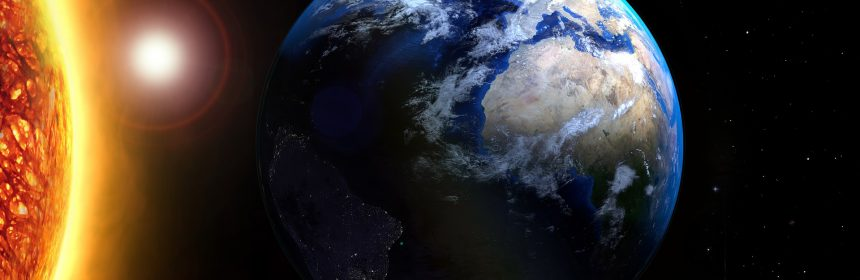 la Tierra cae hacia el Sol